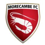 Proud to sponsor Morecambe FC